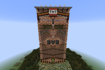 Minecraft Map Event  [กิจกรรม Speed-Run]