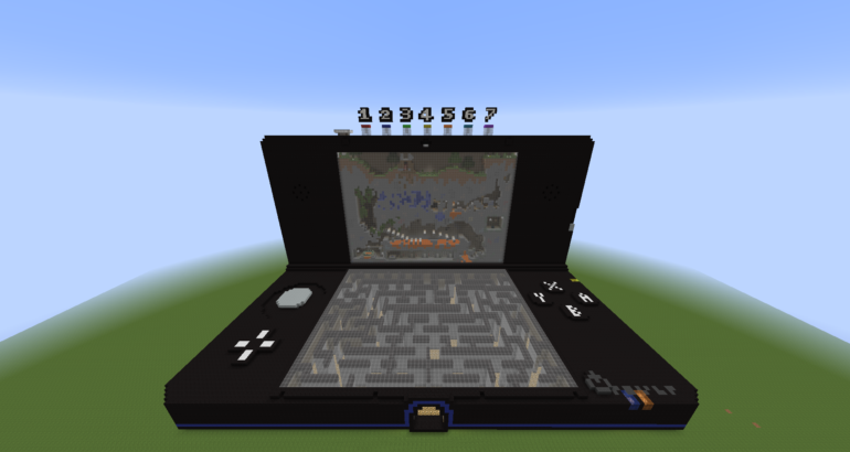 Minecraft Map Event  [กิจกรรม ตู้เกมส์มรณะ]