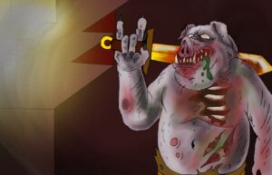 Crazy Pigman