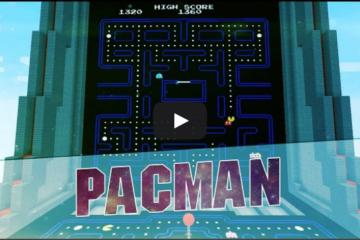 มายคราฟมินิเกม PACMAN Download – 1.8.3
