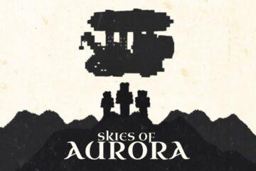 Movie Minecraft Skies of Aurora