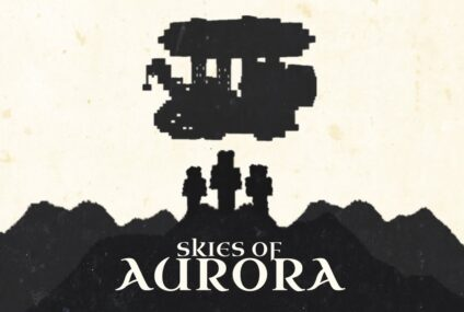 Movie Minecraft Skies of Aurora