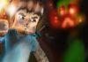 Creepy in the darkness : Wallpaper Minecraft