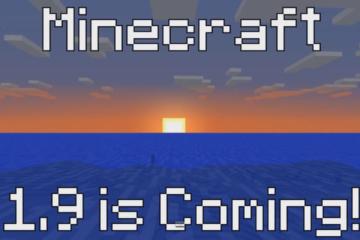 minecraft 1.9 จะมีอะไรมาใหม่บ้าง