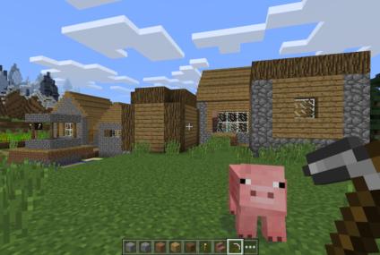 ใหม่ Minecraft: Windows 10 Edition Beta