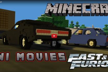 Minecraft Mini Movies : Fast & Furious!