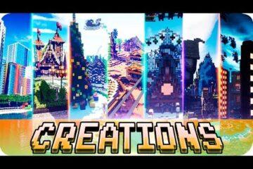 รวมสุดยอด!สิ่งก่อสร้าง 50 อย่างในเกม Minecraft ในปี 2015 และ 2016