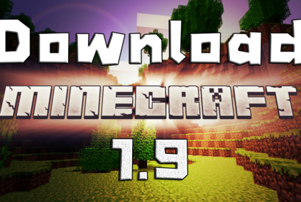 download minecraft 1.9 ดาวน์โหลด มายคราฟ 1.9