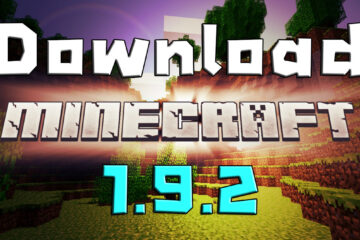 download minecraft 1.9.2 ดาวน์โหลด มายคราฟ 1.9.2