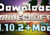 download minecraft 1.10.2 ดาวน์โหลด มายคราฟ 1.10.2 forge
