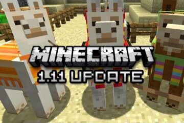 MINECRAFT 1.11 ออกแล้ว!! พร้อมสัตว์ขี่ตัวใหม่ LAMA น้อย  ᶘᵒᴥᵒᶅ ♥