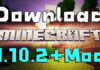 download minecraft 1.10.2 ดาวน์โหลด มายคราฟ 1.10.2 forge+Minimap+Mo Bends+thaifixes