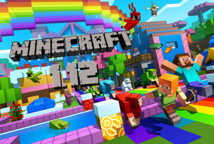 MINECRAFT 1.12 ออกแล้ว!!! เพิ่มสีสันสิ่งของต่างๆมากมาย