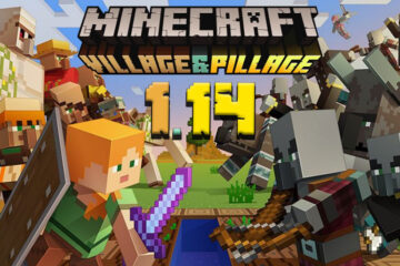 MINECRAFT 1.14 Village & Pillage